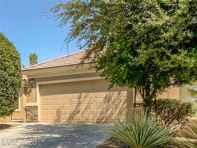 7728 Fieldfare Drive, North Las Vegas, NV 89084 (MLS #2237548) :: The Lindstrom Group