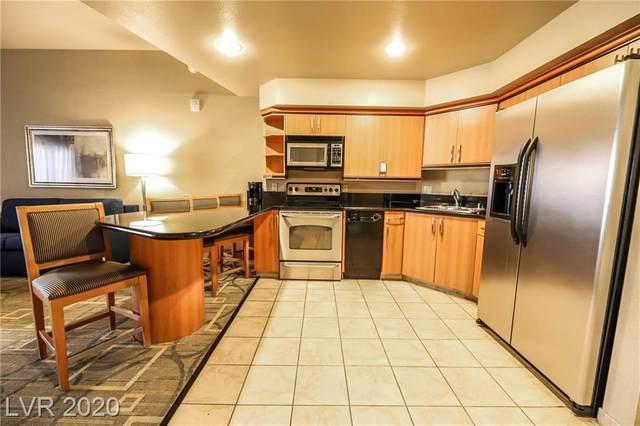 211 Flamingo Road #811, Las Vegas, NV 89169 (MLS #2237562) :: Signature Real Estate Group