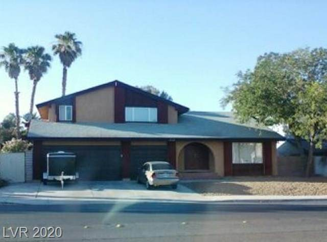 3714 Harmon Avenue, Las Vegas, NV 89121 (MLS #2237584) :: The Lindstrom Group