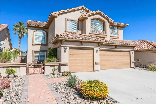9024 Canyon Magic Avenue, Las Vegas, NV 89129 (MLS #2237603) :: The Lindstrom Group