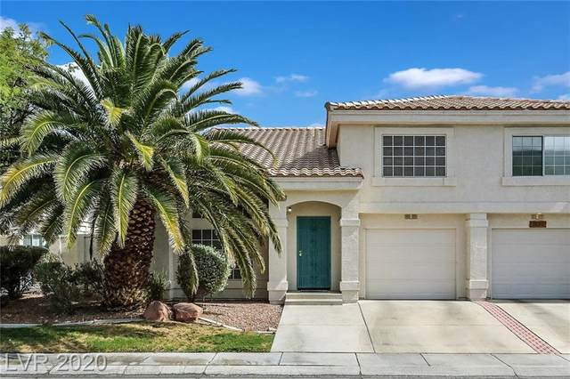 916 Sun Wood Drive, Las Vegas, NV 89145 (MLS #2237605) :: The Lindstrom Group