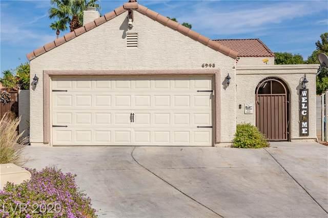 6948 Trading Post Lane, Las Vegas, NV 89128 (MLS #2237607) :: Hebert Group | Realty One Group