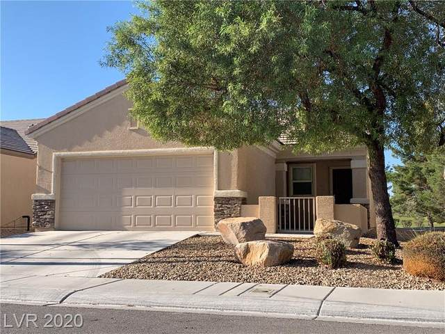 2921 Lark Sparrow Street, North Las Vegas, NV 89084 (MLS #2237634) :: The Lindstrom Group