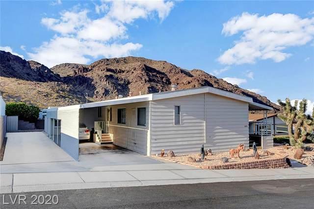 660 Mount Tamalpais Way, Boulder City, NV 89005 (MLS #2237668) :: The Shear Team