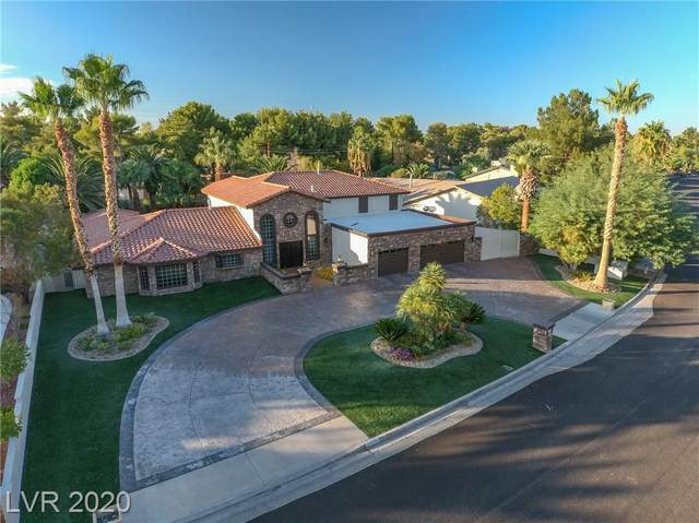 3014 La Mesa Drive, Henderson, NV 89014 (MLS #2237673) :: Helen Riley Group | Simply Vegas