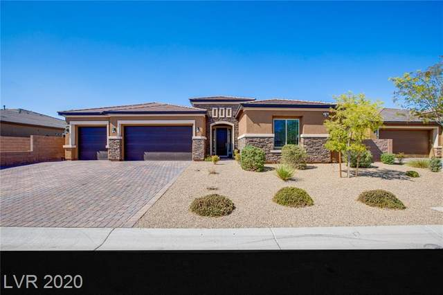 6829 Cold Desert Street, Las Vegas, NV 89149 (MLS #2237688) :: The Lindstrom Group