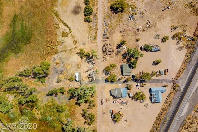Mile Marker 70, Beatty, NV 89003 (MLS #2237712) :: Signature Real Estate Group