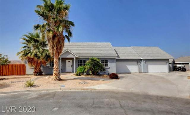 490 Hank Circle, Overton, NV 89040 (MLS #2237760) :: Hebert Group | Realty One Group
