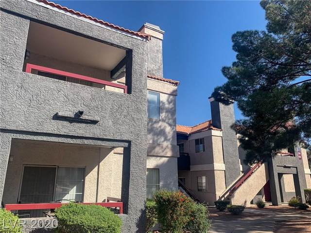 8600 W Charleston Boulevard #1130, Las Vegas, NV 89117 (MLS #2237795) :: The Perna Group