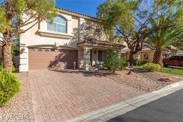 10996 Calcedonian Street, Las Vegas, NV 89141 (MLS #2237818) :: The Lindstrom Group