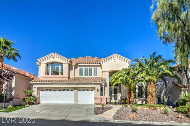 2060 Hidden Hollow Lane, Henderson, NV 89012 (MLS #2237843) :: The Lindstrom Group