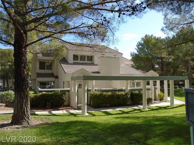 2768 Lodestone Drive #2768, Las Vegas, NV 89117 (MLS #2237863) :: The Shear Team