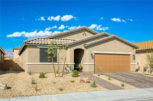 122 Red Sandstone Avenue, North Las Vegas, NV 89031 (MLS #2237872) :: The Perna Group