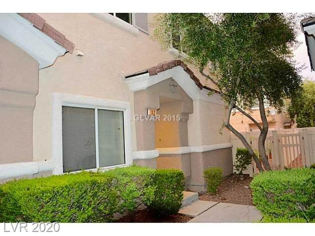 6050 Golden Corral Trail #102, Henderson, NV 89011 (MLS #2237883) :: The Perna Group