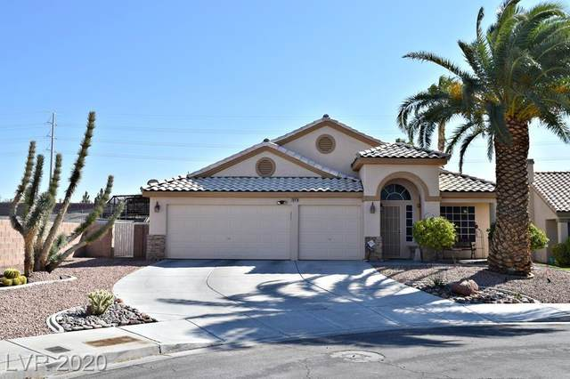 2849 Skowhegan Drive, Henderson, NV 89074 (MLS #2237888) :: Billy OKeefe | Berkshire Hathaway HomeServices