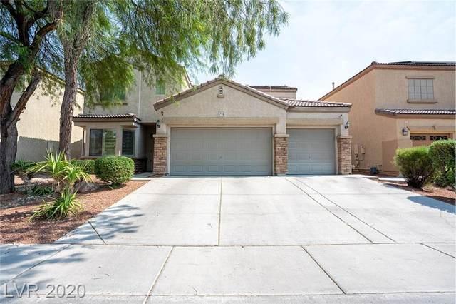 6716 Dave Pappas Street, North Las Vegas, NV 89086 (MLS #2237914) :: Billy OKeefe | Berkshire Hathaway HomeServices