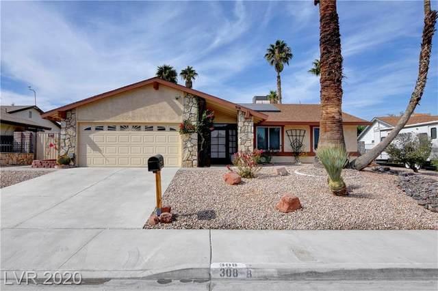 308 Davenport Lane, Las Vegas, NV 89107 (MLS #2237942) :: Hebert Group | Realty One Group