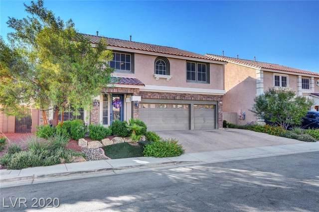 9659 Black Coyote Court, Las Vegas, NV 89139 (MLS #2237963) :: Billy OKeefe | Berkshire Hathaway HomeServices