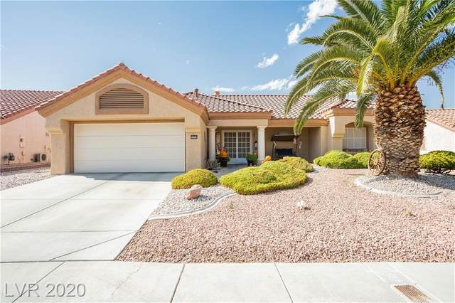 3005 Merimar Drive, Las Vegas, NV 89134 (MLS #2237990) :: The Lindstrom Group