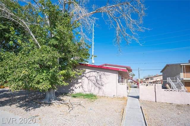 5232 Pebble Beach Boulevard, Las Vegas, NV 89108 (MLS #2238018) :: The Lindstrom Group