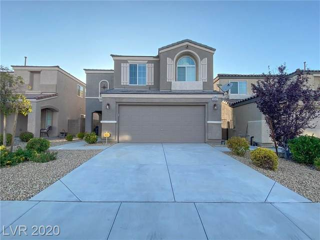 8849 Stallings Street, Las Vegas, NV 89148 (MLS #2238031) :: The Lindstrom Group