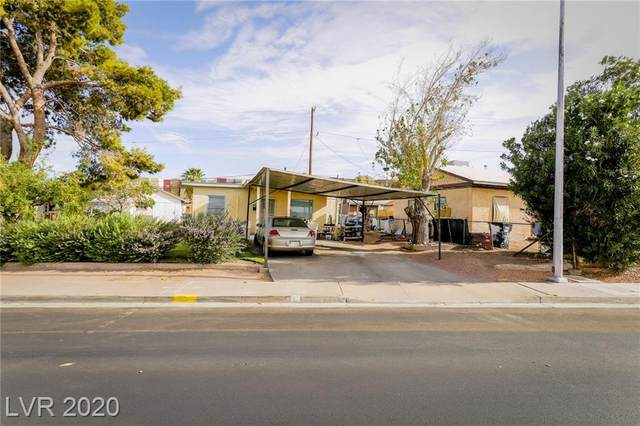 63 E Pacific Avenue, Henderson, NV 89015 (MLS #2238057) :: The Lindstrom Group