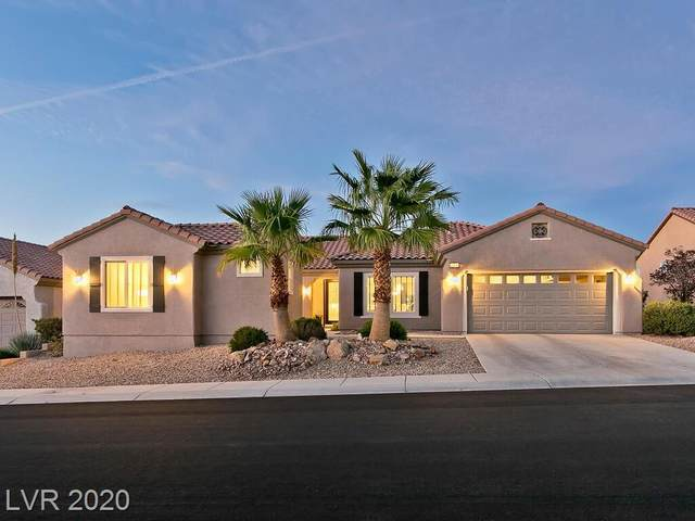2976 Foxtail Creek Avenue, Henderson, NV 89052 (MLS #2238066) :: The Lindstrom Group