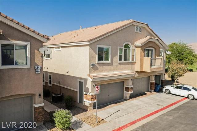 5550 Box Cars Court #103, Las Vegas, NV 89122 (MLS #2238130) :: Kypreos Team