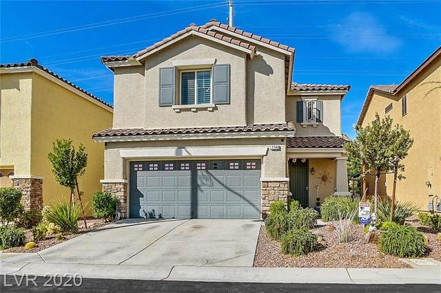 7749 Donner Peak Street, Las Vegas, NV 89166 (MLS #2238137) :: The Lindstrom Group