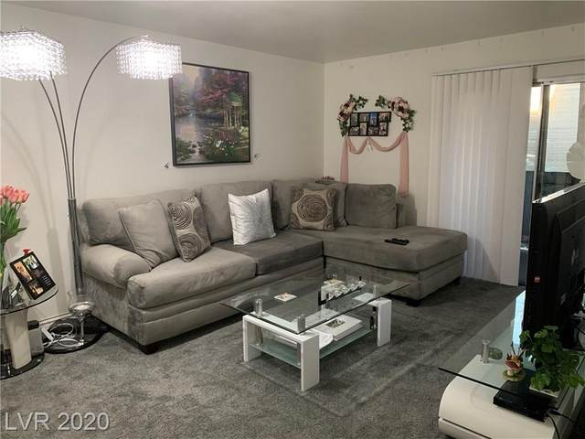 4450 Sandy River Drive #73, Las Vegas, NV 89103 (MLS #2238149) :: Kypreos Team