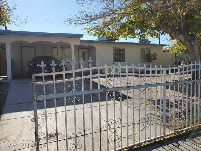 2416 Canosa Avenue, Las Vegas, NV 89104 (MLS #2238180) :: Signature Real Estate Group
