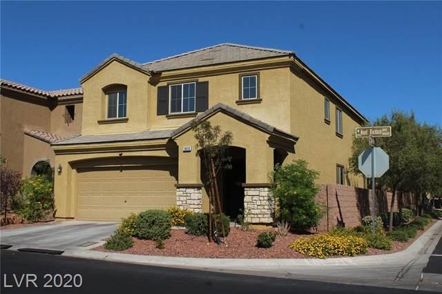 10610 Mount Blackburn Avenue, Las Vegas, NV 89166 (MLS #2238189) :: The Lindstrom Group
