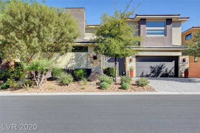 54 Grey Feather Drive, Las Vegas, NV 89135 (MLS #2238197) :: The Perna Group