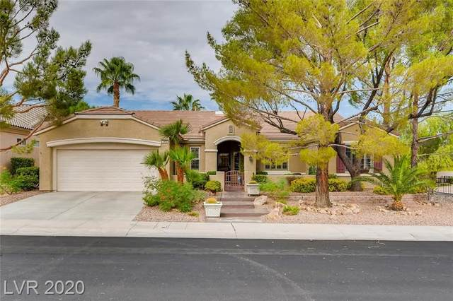 1809 Lake Wales Street, Henderson, NV 89052 (MLS #2238217) :: The Lindstrom Group