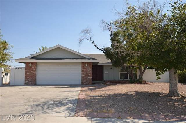 2796 Phoenix Street, Las Vegas, NV 89121 (MLS #2238244) :: Signature Real Estate Group