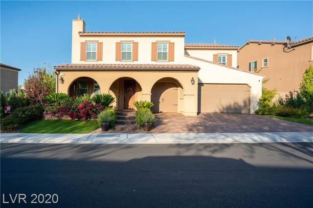 2538 Birch Hollow Street, Henderson, NV 89044 (MLS #2238258) :: Kypreos Team