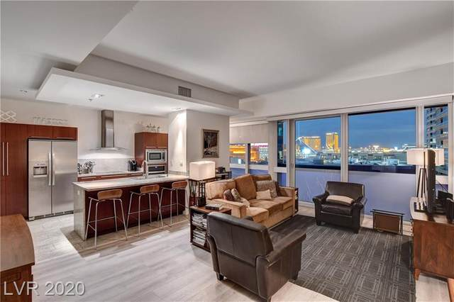 4471 Dean Martin Drive #807, Las Vegas, NV 89103 (MLS #2238262) :: The Lindstrom Group