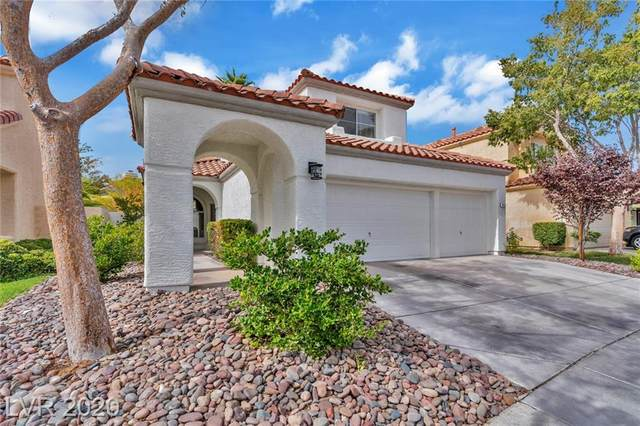 1413 Goldenspur Lane, Las Vegas, NV 89117 (MLS #2238266) :: Helen Riley Group | Simply Vegas