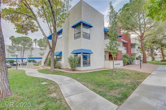 2667 Red Rock Street #202, Las Vegas, NV 89146 (MLS #2238278) :: The Perna Group