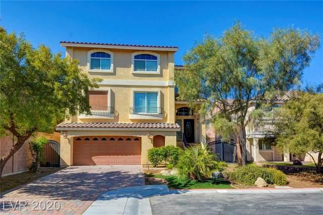 8467 Bismark Sapphire Street, Las Vegas, NV 89139 (MLS #2238280) :: Hebert Group | Realty One Group