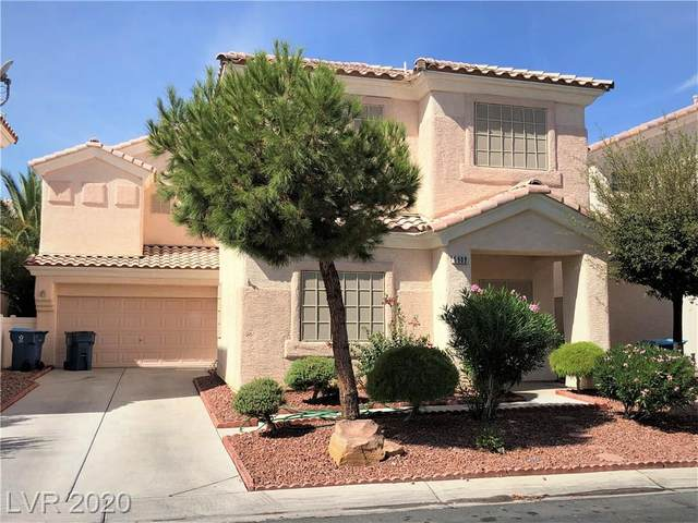 5909 Gentleslope Street, Henderson, NV 89011 (MLS #2238300) :: Hebert Group | Realty One Group