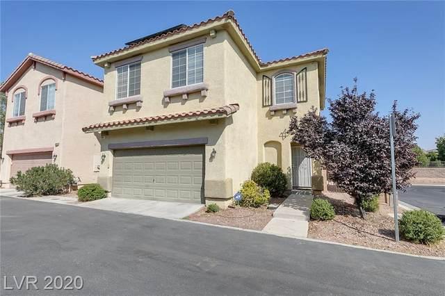 5908 Rampolla Drive, Las Vegas, NV 89141 (MLS #2238302) :: The Lindstrom Group
