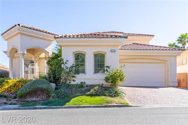 7 Caminito Amore, Henderson, NV 89011 (MLS #2238338) :: The Perna Group