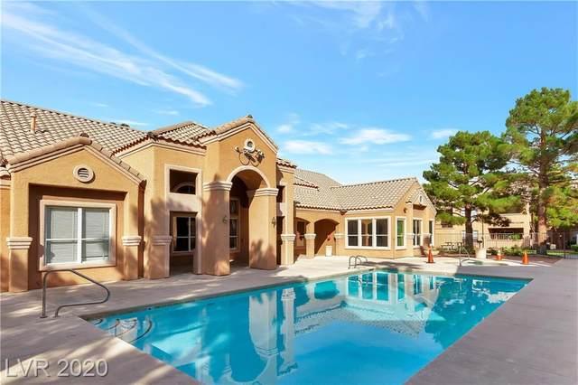 8101 Flamingo Road #2032, Las Vegas, NV 89147 (MLS #2238359) :: Vestuto Realty Group