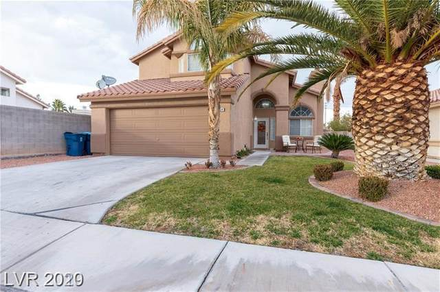 964 Sand Coral Drive, Las Vegas, NV 89123 (MLS #2238366) :: The Lindstrom Group