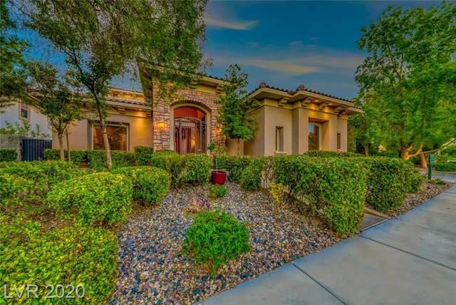 2674 Mirabella Street, Henderson, NV 89052 (MLS #2238391) :: Helen Riley Group   Simply Vegas
