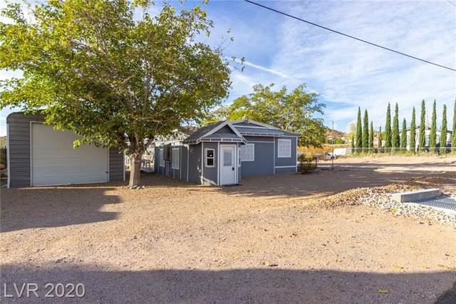 501 Encinitas Street, Searchlight, NV 89046 (MLS #2238394) :: Billy OKeefe | Berkshire Hathaway HomeServices