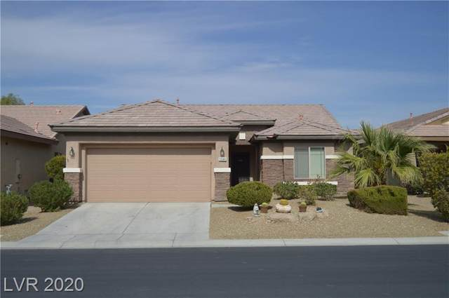 5944 Saddle Horse Avenue, Las Vegas, NV 89122 (MLS #2238417) :: Kypreos Team