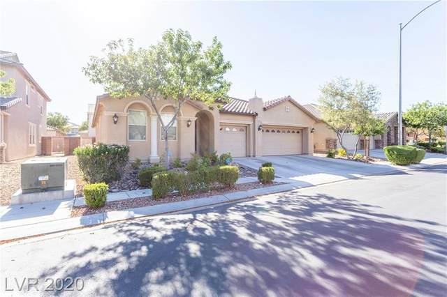 5925 Vista Creek Street, North Las Vegas, NV 89031 (MLS #2238436) :: Billy OKeefe | Berkshire Hathaway HomeServices
