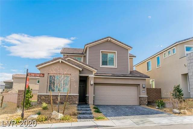 2604 Iron Crest Lane, Las Vegas, NV 89138 (MLS #2238485) :: Kypreos Team